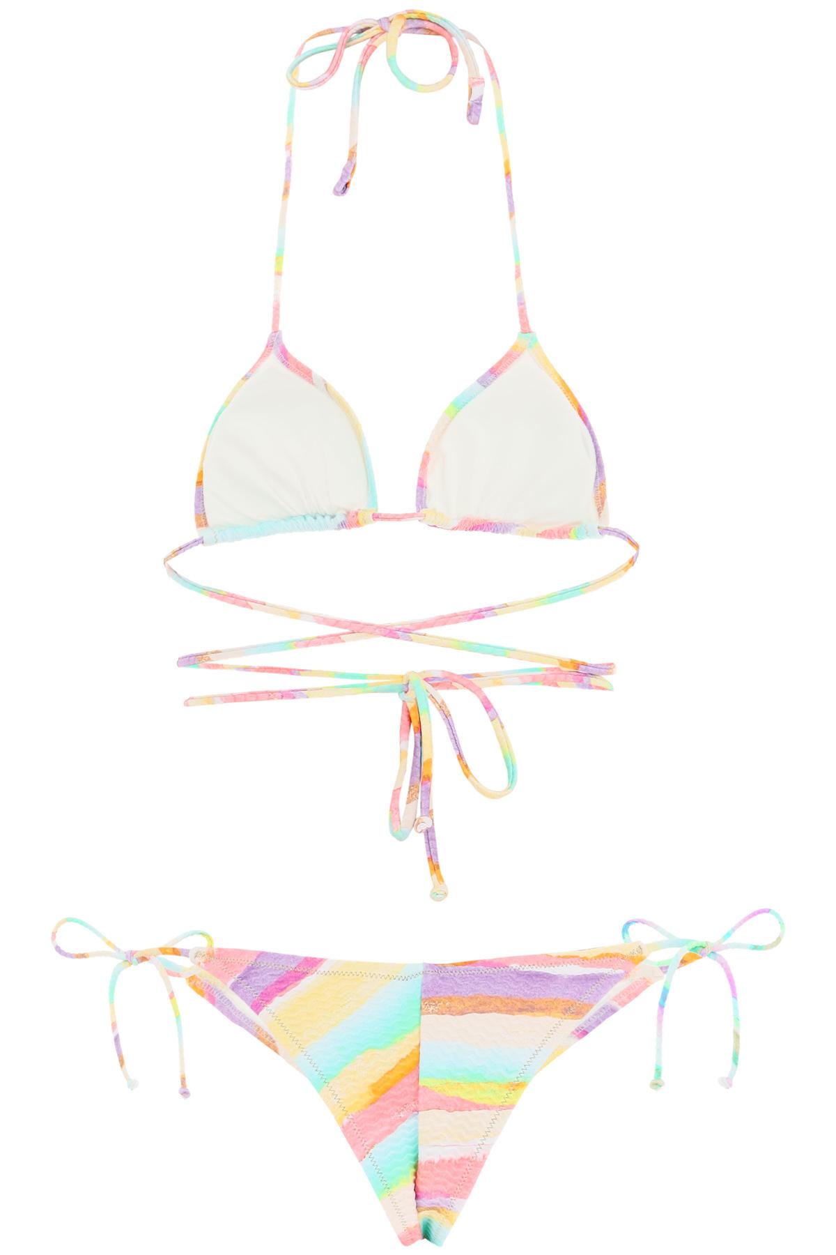Reina olga bikini miami set multicolor