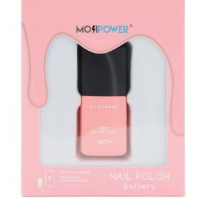 L10 power bank mojipower nail polish