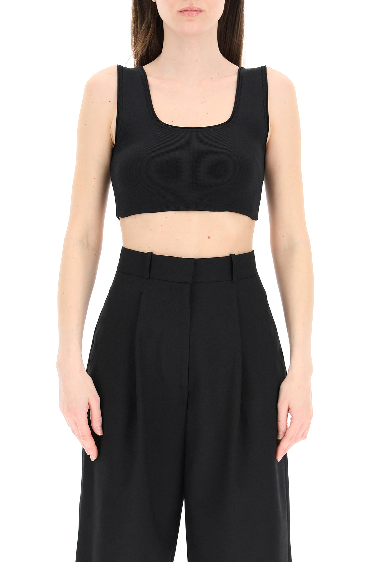 Low classic top cropped