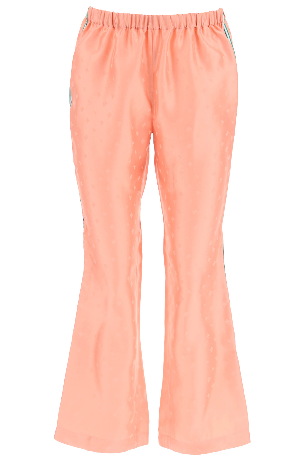 Marni pantalone jacquard