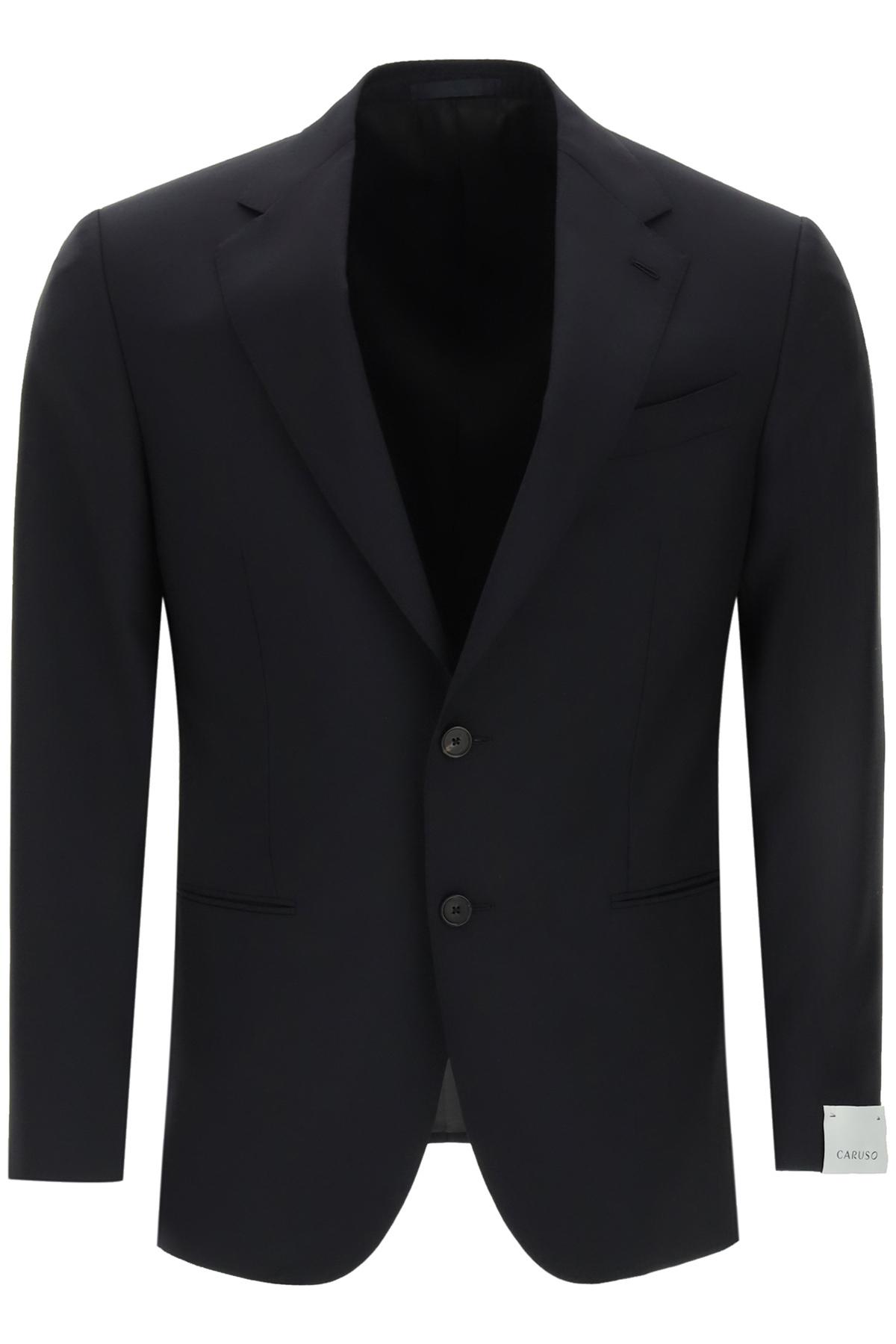 Caruso abito norma in lana e mohair