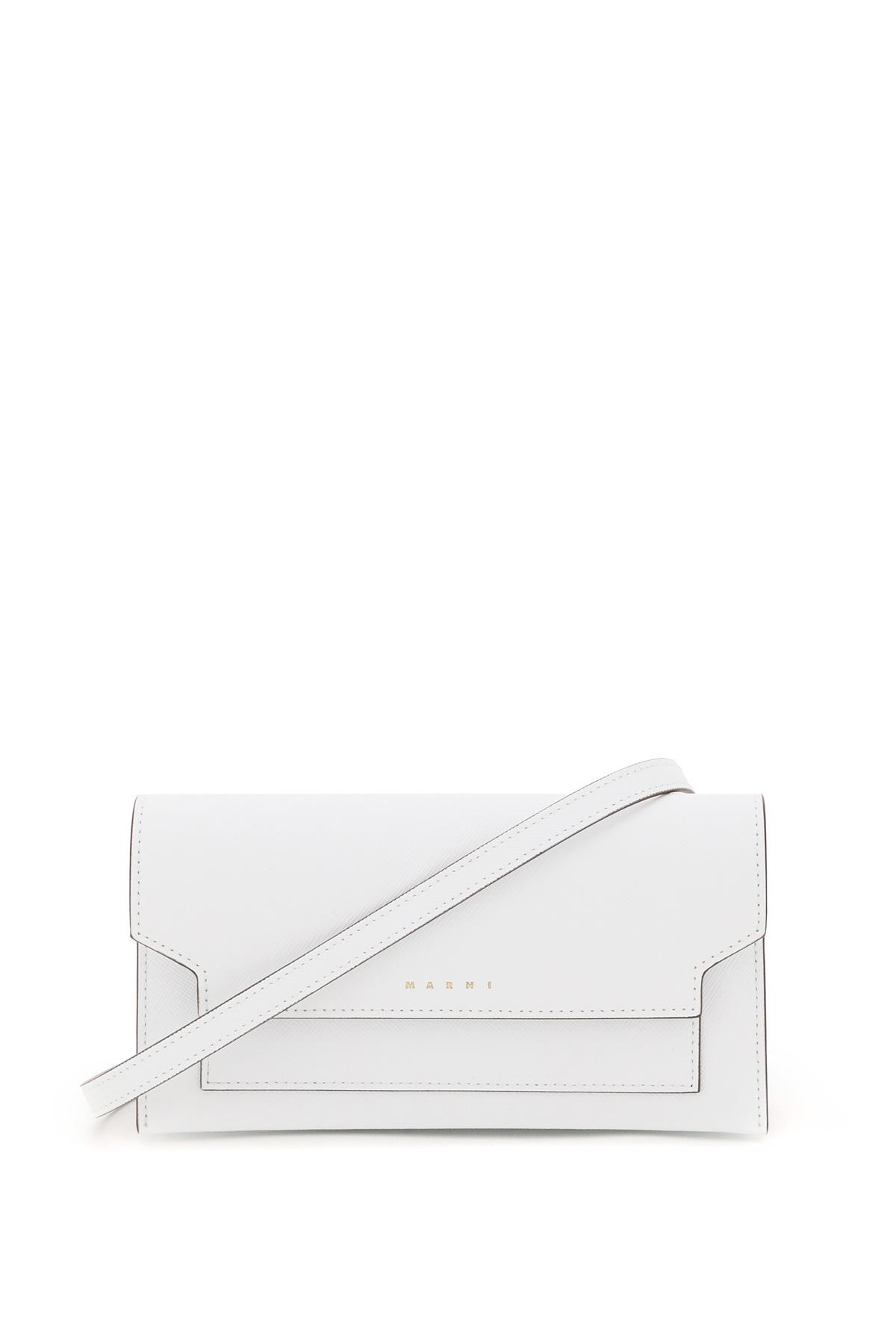 Marni mini bag portafoglio con tracolla