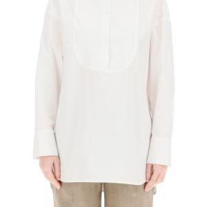 Loulou studio camicia pini in cotone