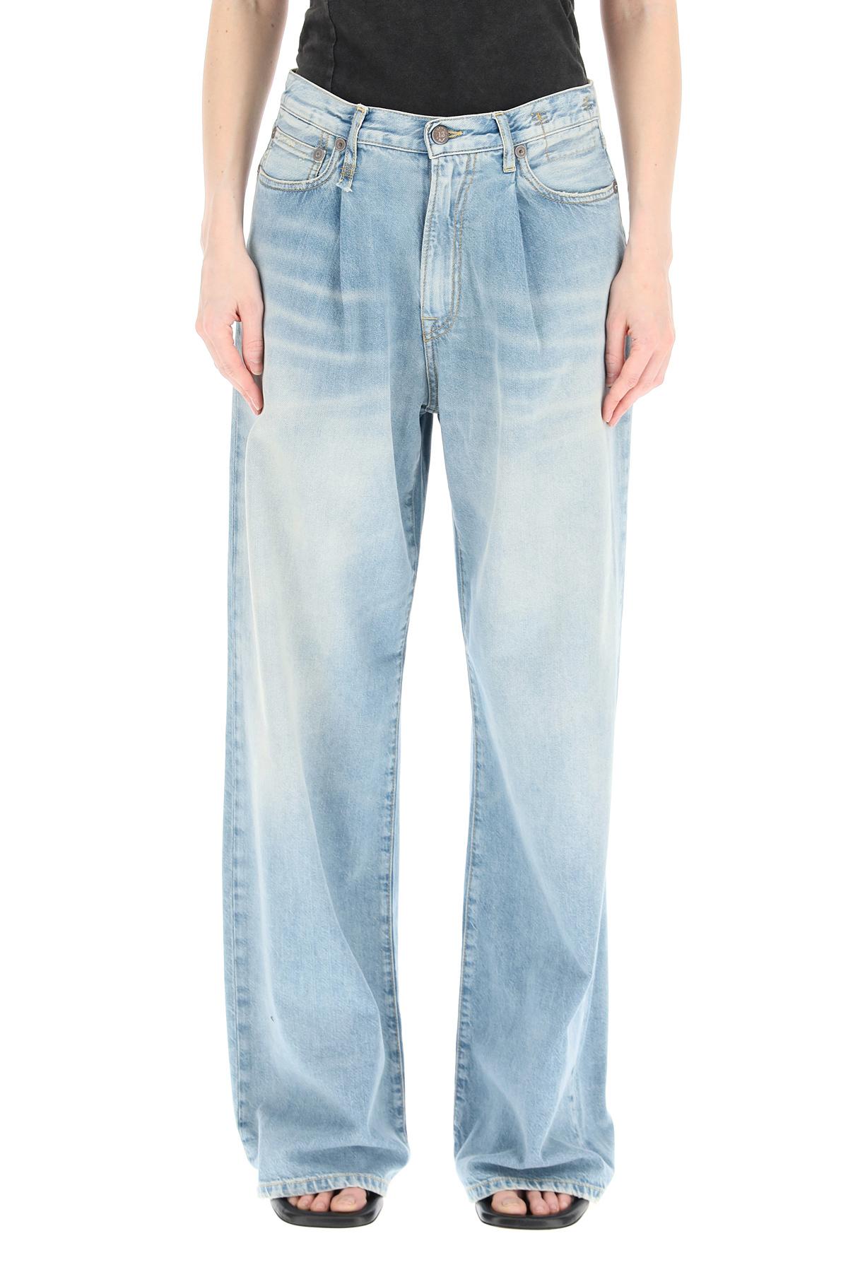 R13 jeans damon vintage indaco
