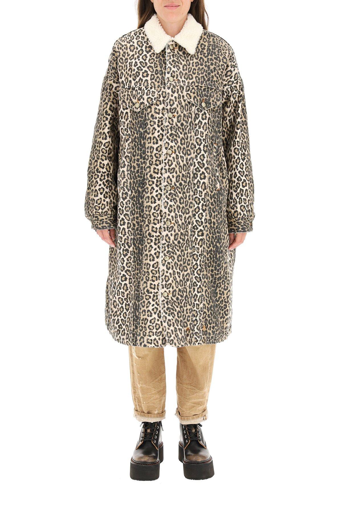 R13 cappotto lyle truker