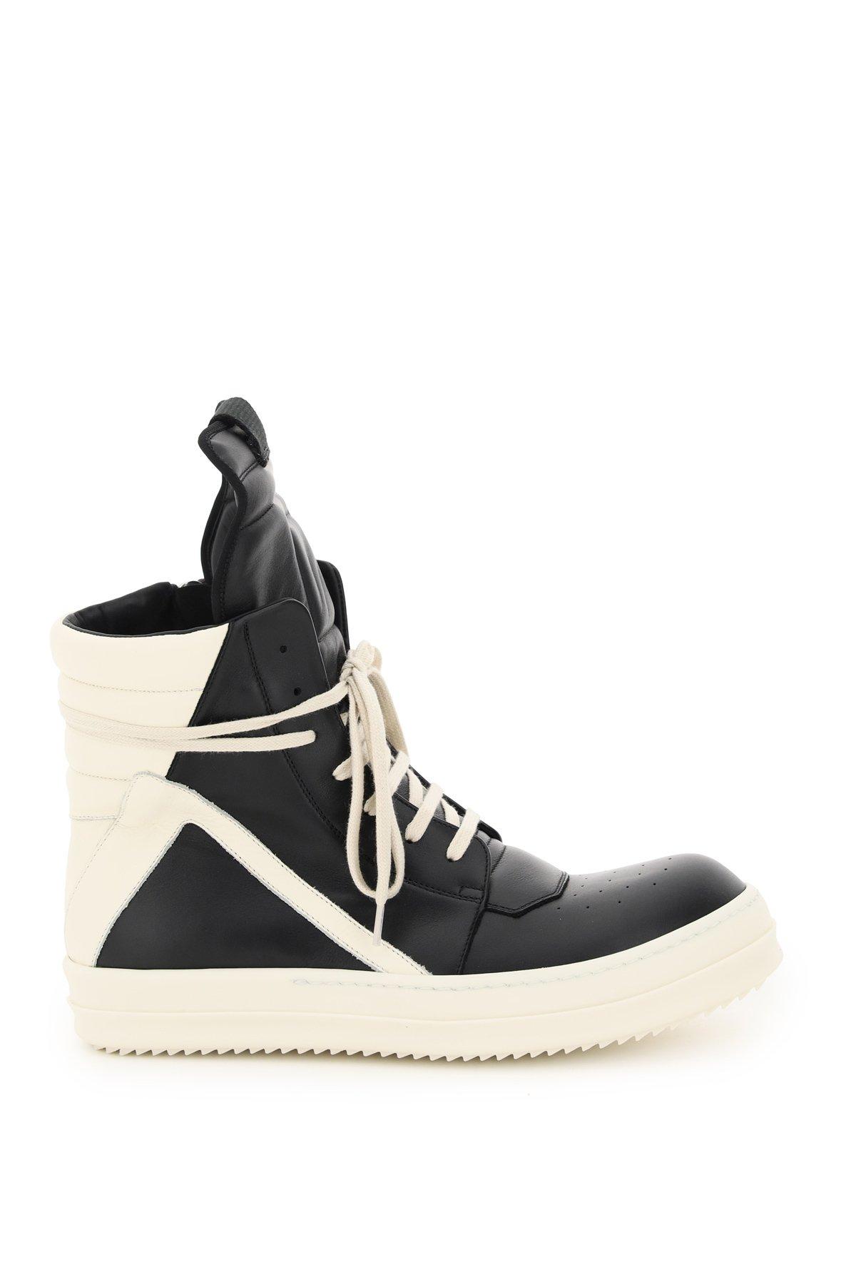 Rick owens sneakers geobasket
