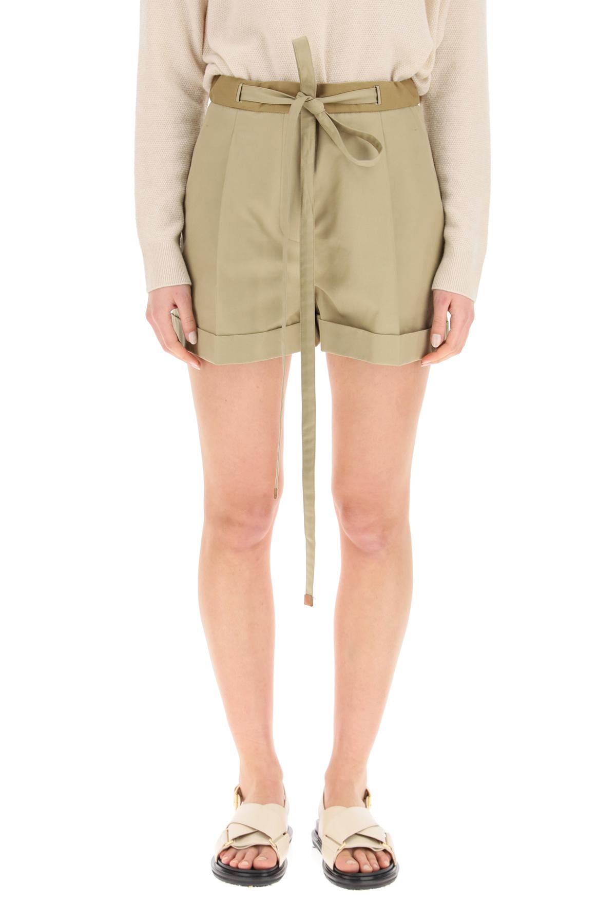 Loewe shorts con cintura