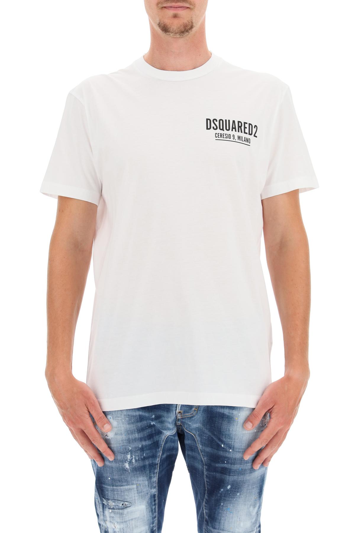 Dsquared2 t-shirt ceresio 9