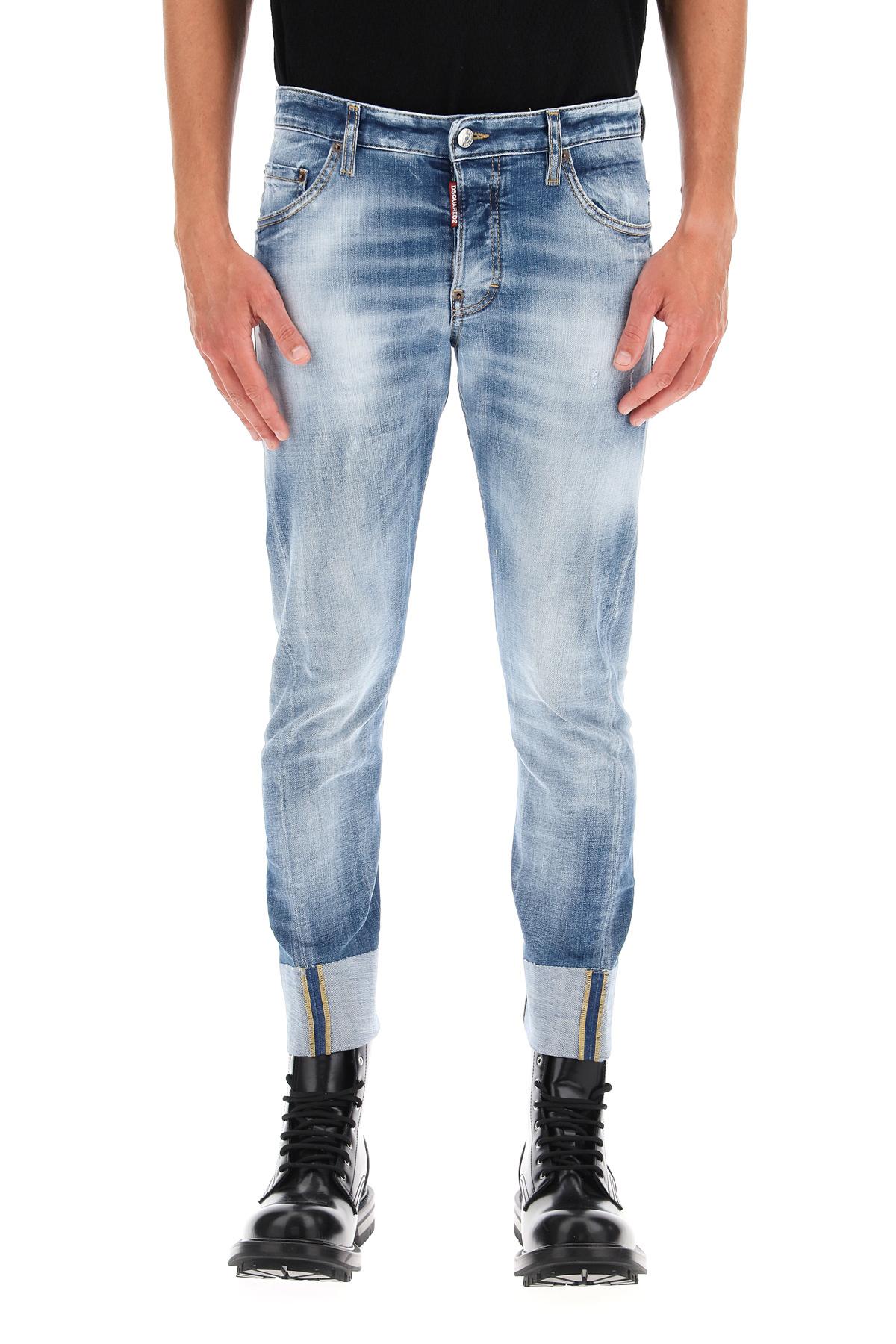 Dsquared2 jeans sexy twist