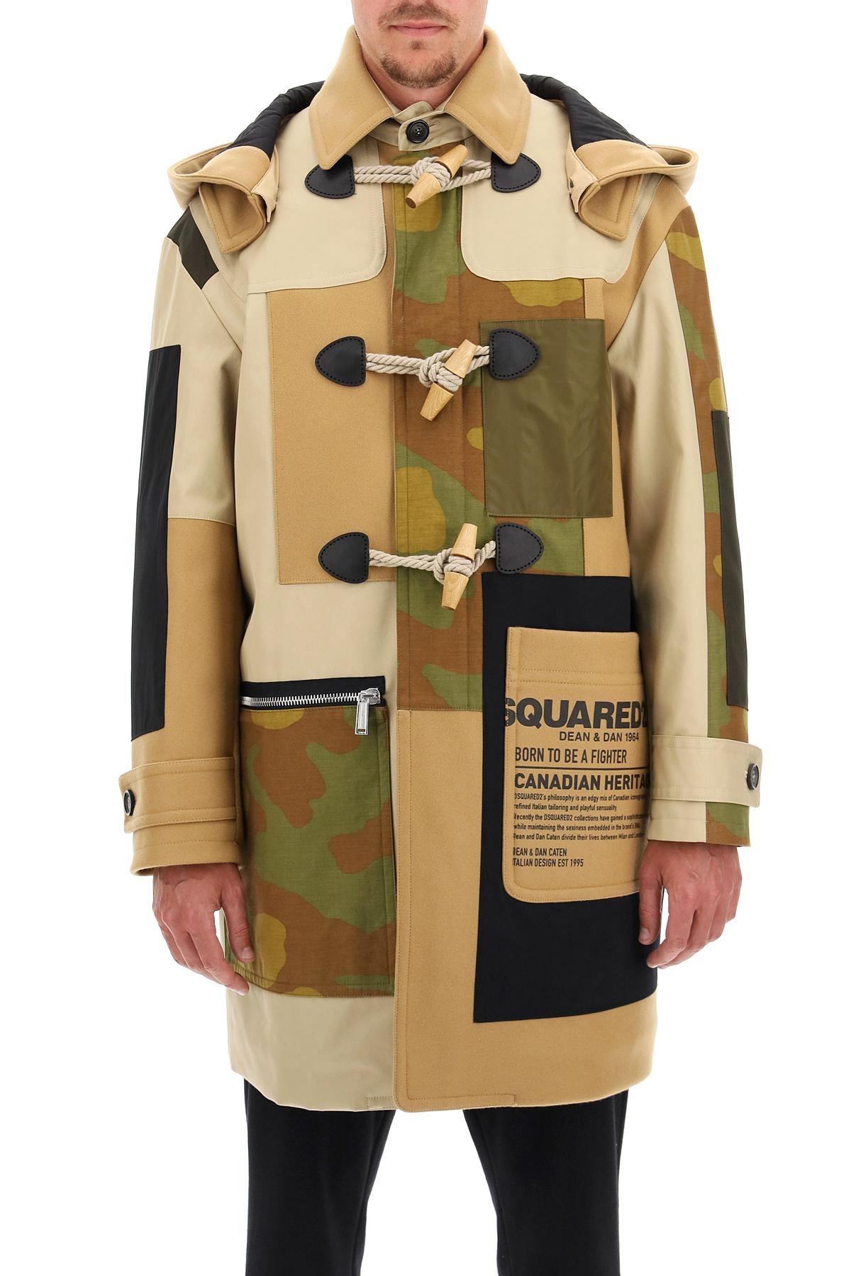 Dsquared2 cappotto montgomery