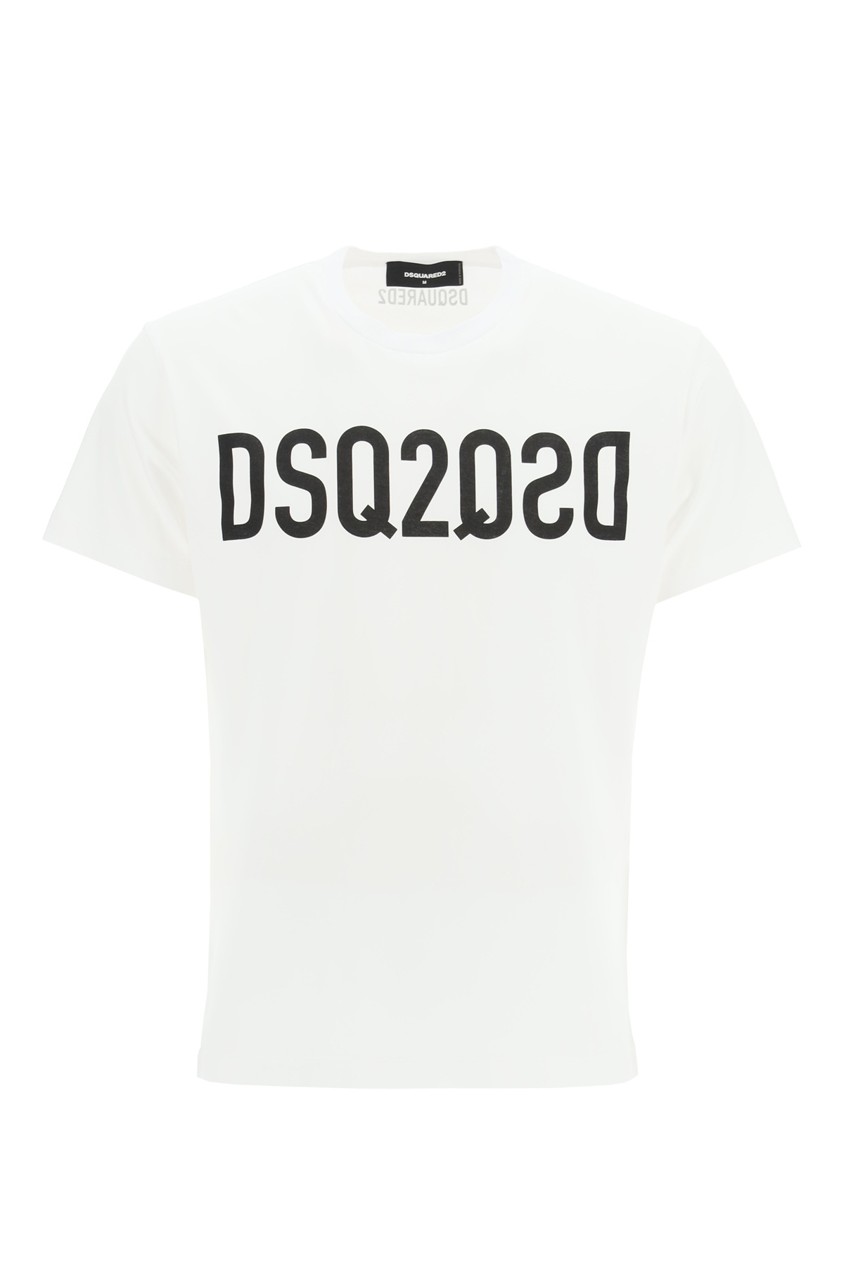 Dsquared2 t-shirt stampa dsq2