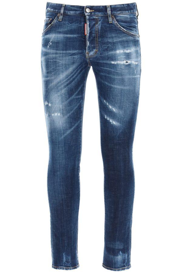 Dsquared2 jeans cool guy stampa logo pocket