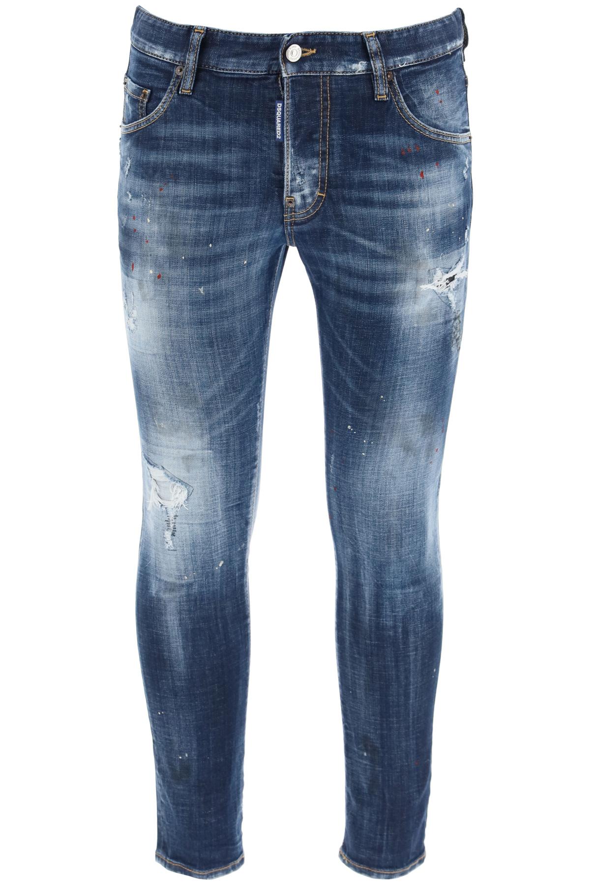 Dsquared2 jeans fit skater