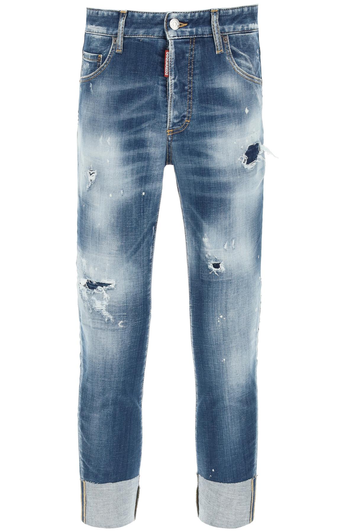 Dsquared2 jeans fit sailor