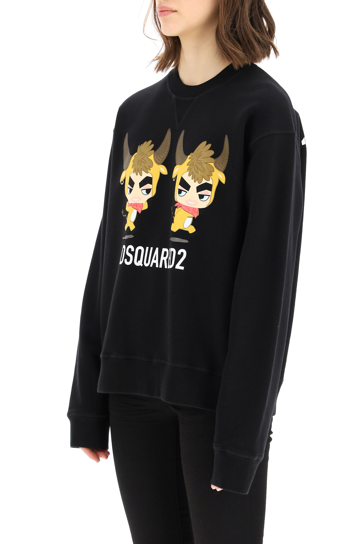 Dsquared2 felpa year of the ox