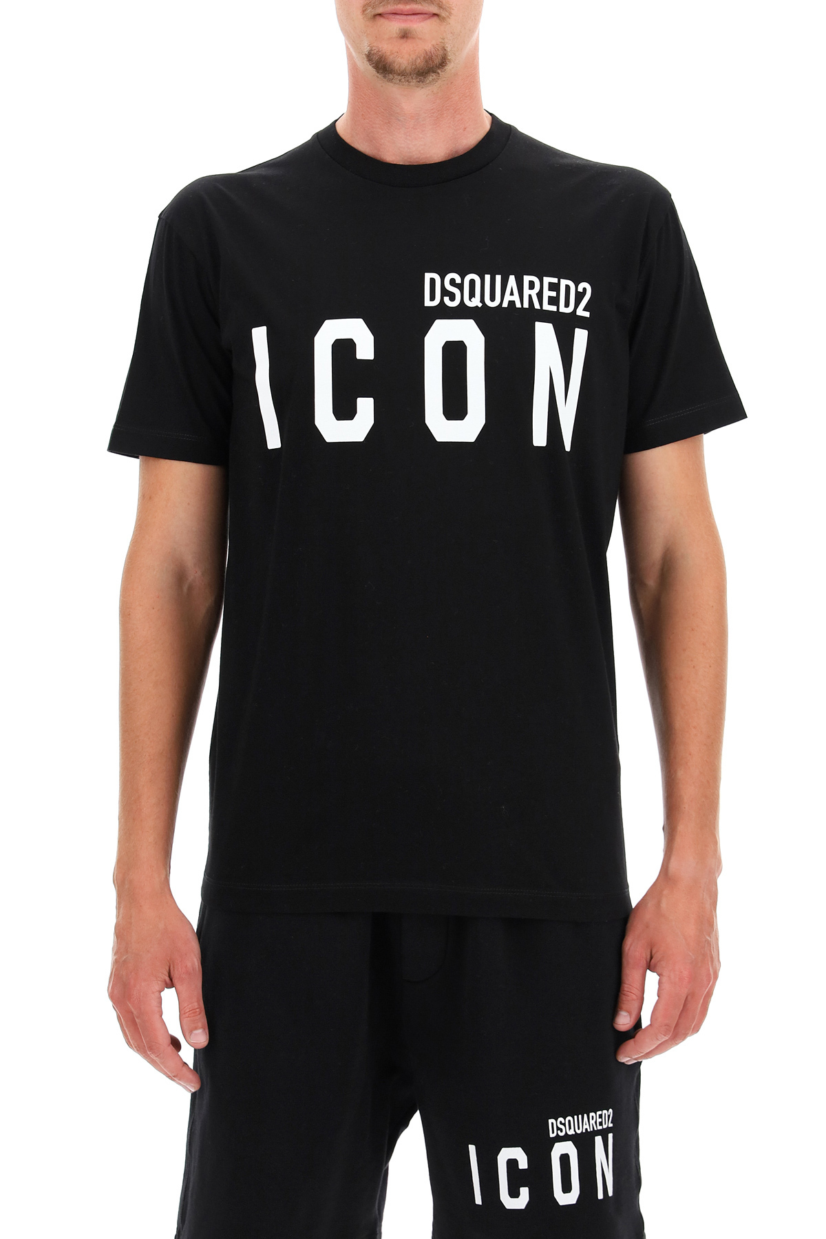 Dsquared2 t-shirt stampa icon
