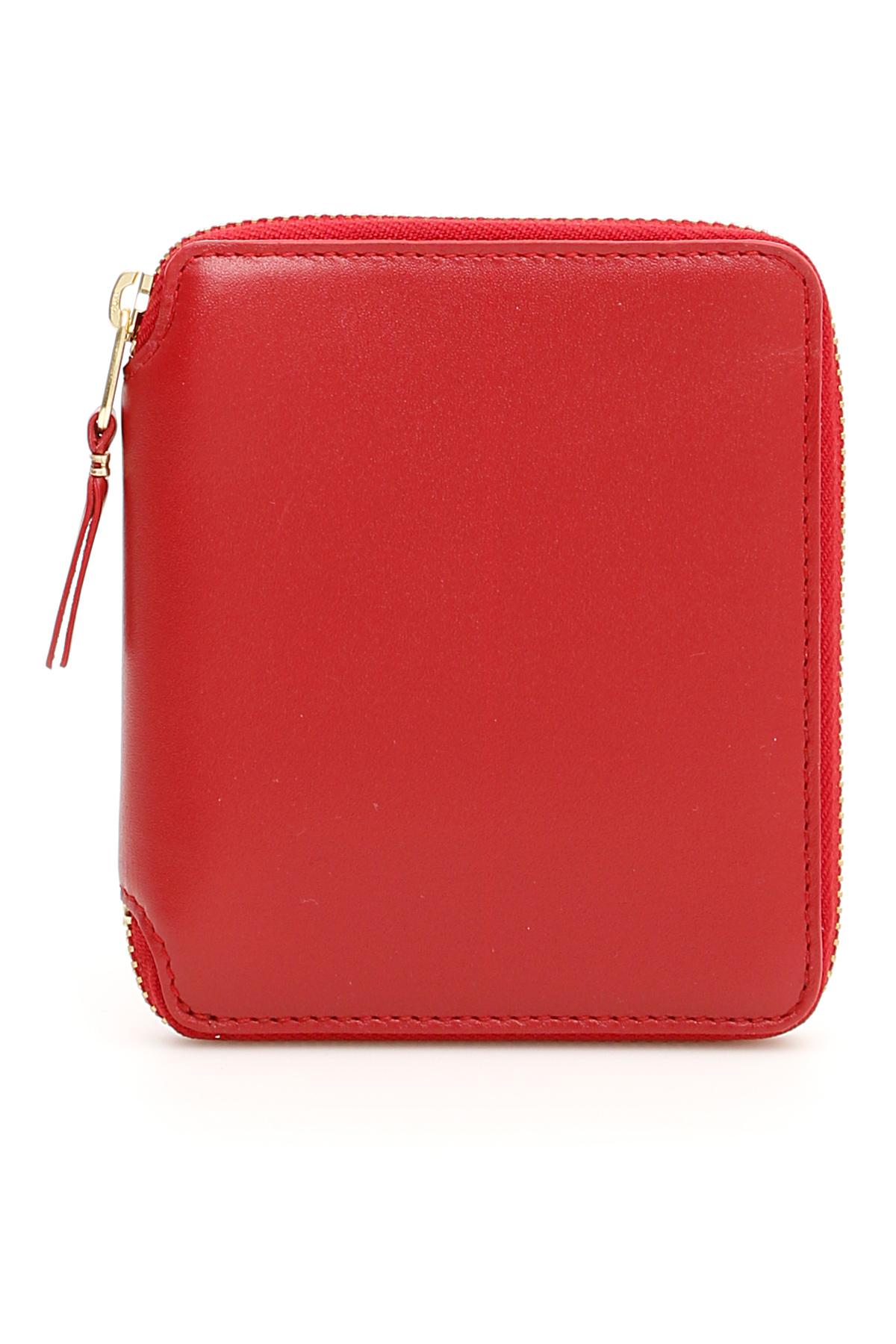 Comme des garcons wallet portafoglio color block