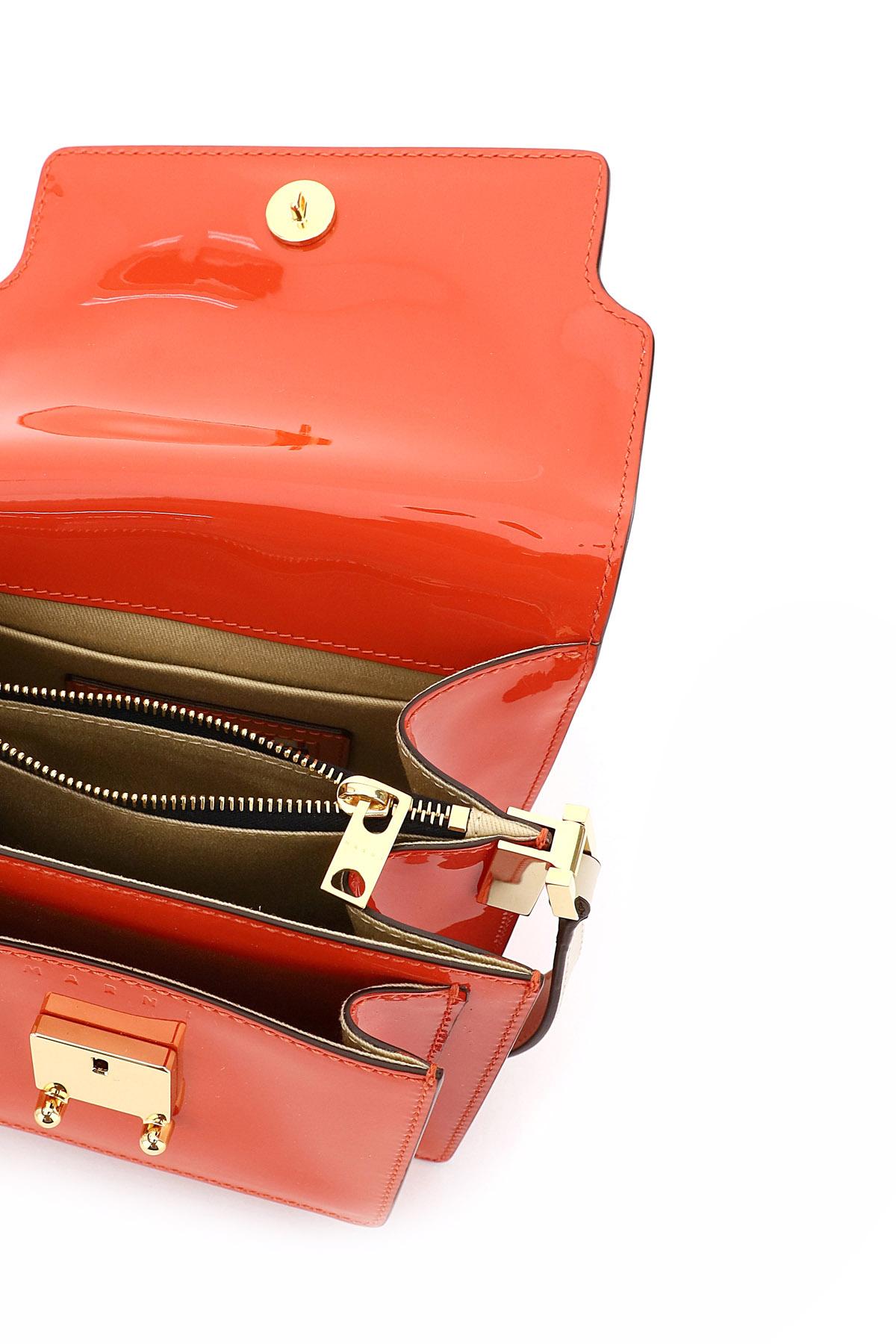 Marni borsa a tracolla new trunk mini