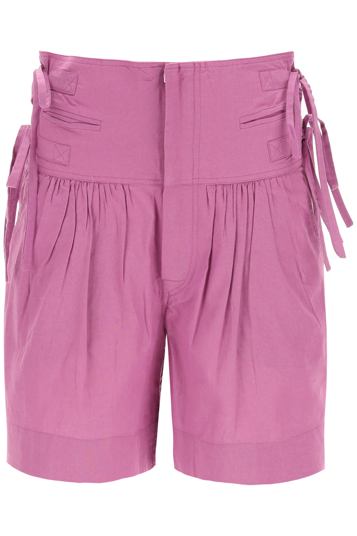 Isabel marant etoile shorts opala in cotone
