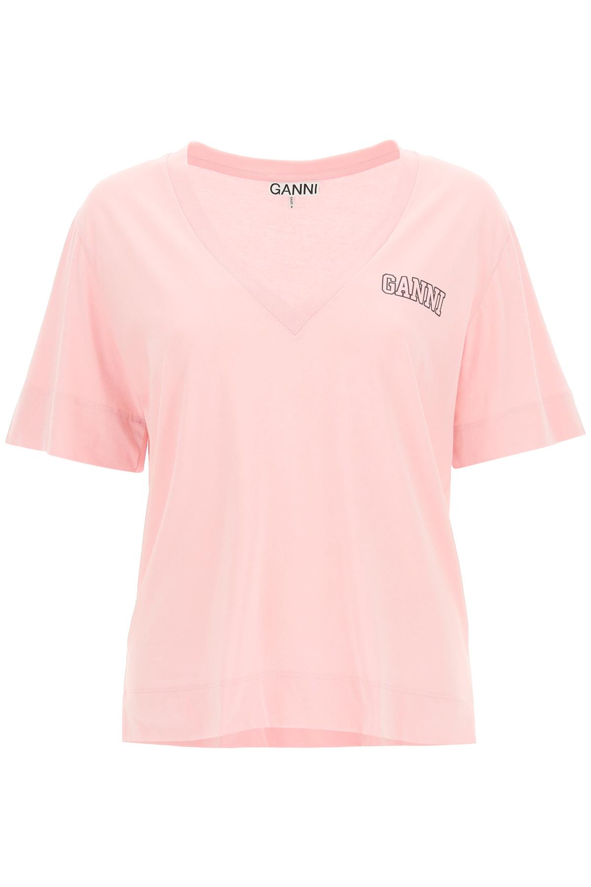 Ganni t-shirt software isoli