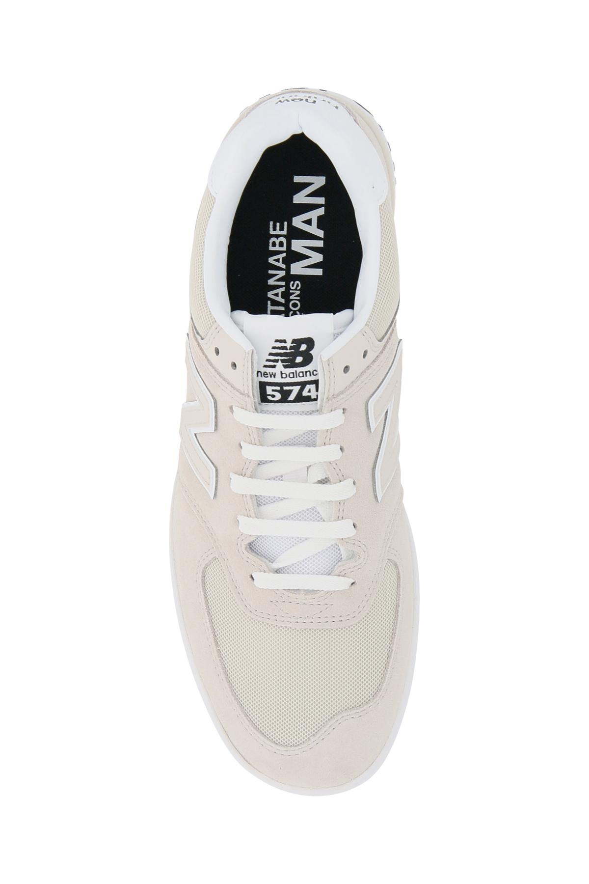 Junya watanabe sneakers 574 junya watanabe x new balance