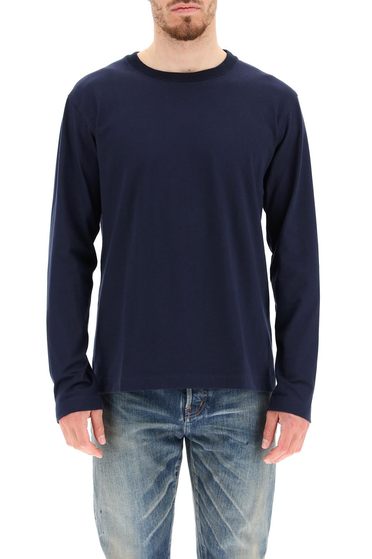 Junya watanabe t-shirt manica lunga
